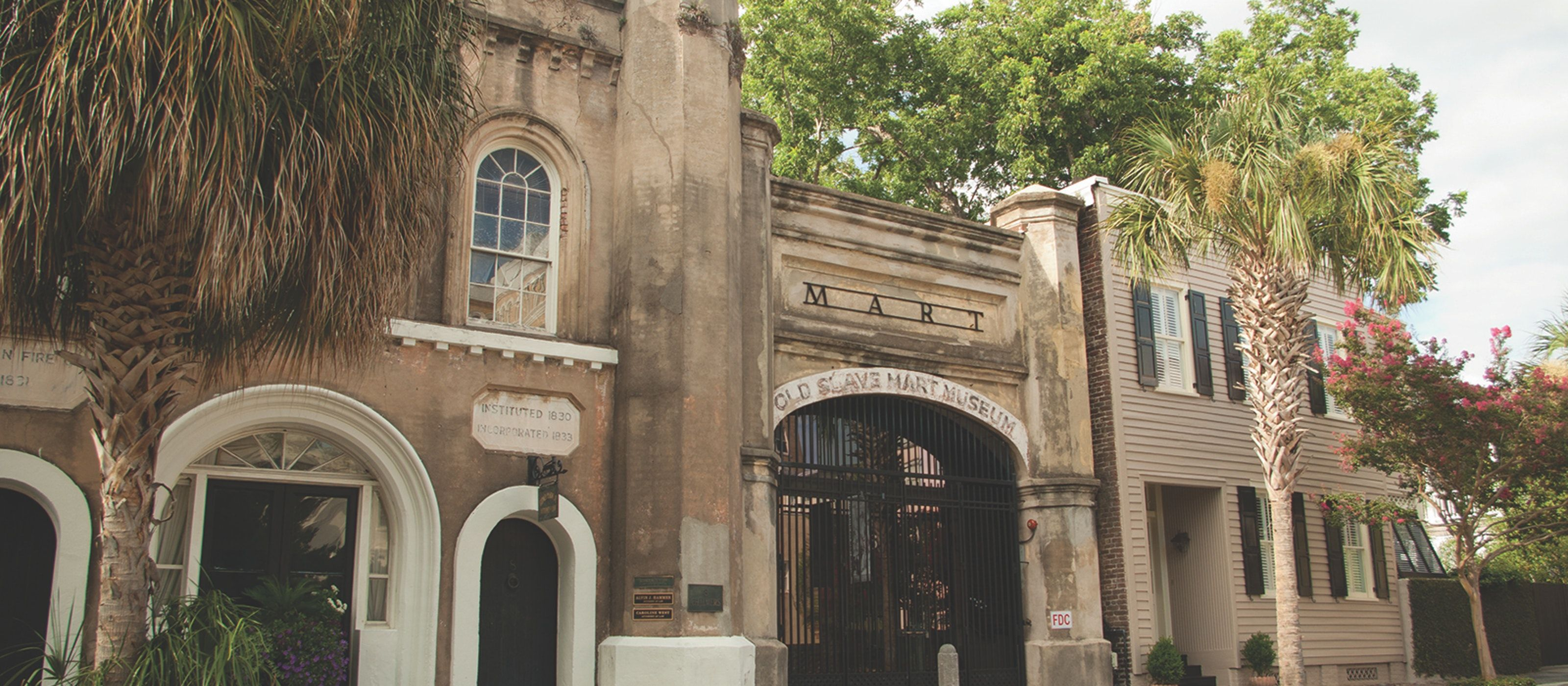 Exploring Charleston's African American History African