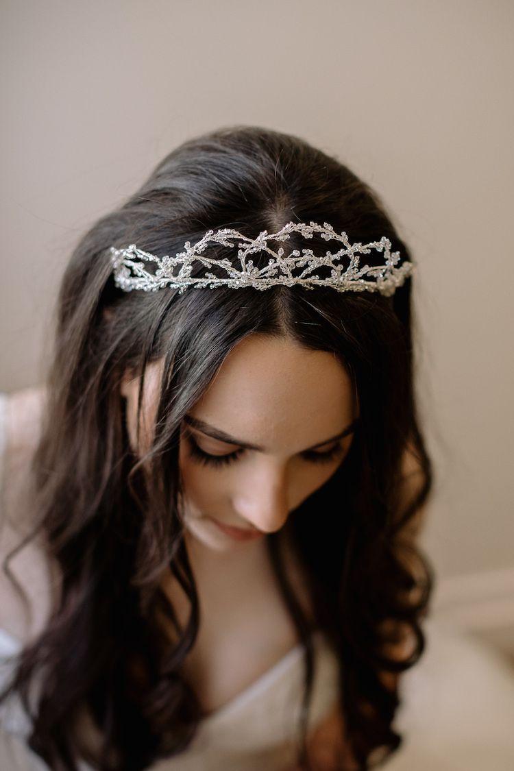 cambridge | delicate crystal crown in 2019 | crowns & tiaras