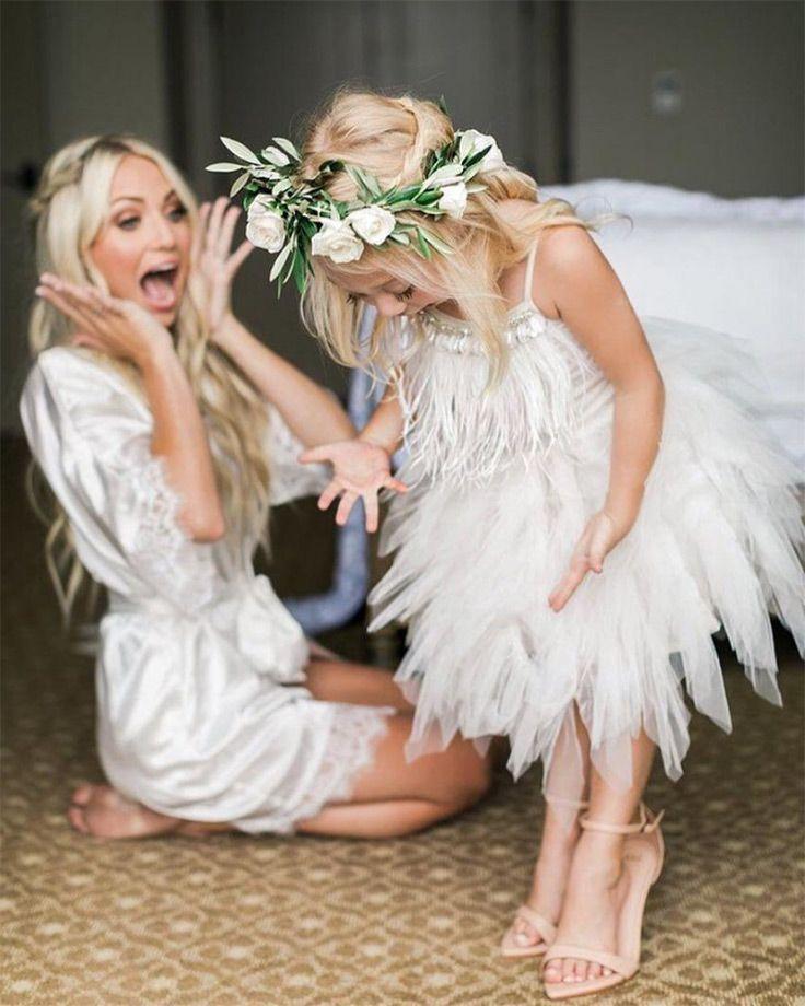 30 Flower Girl Photos To Brighten Your Day ⋆ Ruffled – Dream Wedding Board