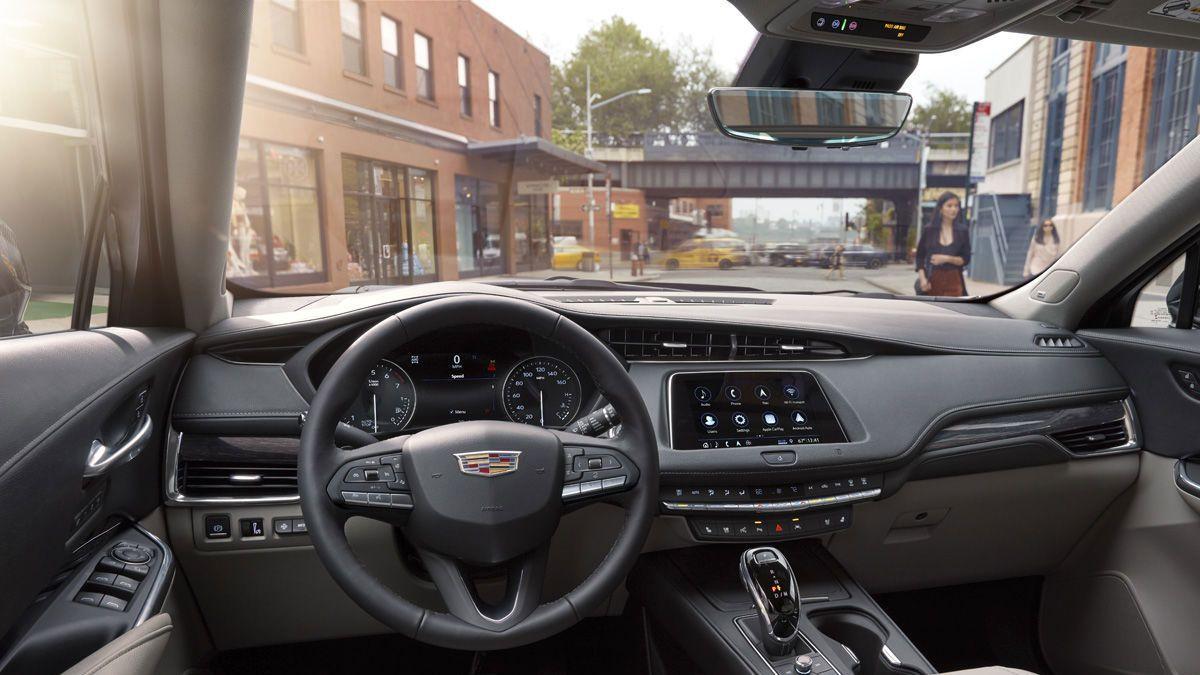 Pin On 2020 Cadillac Xt4