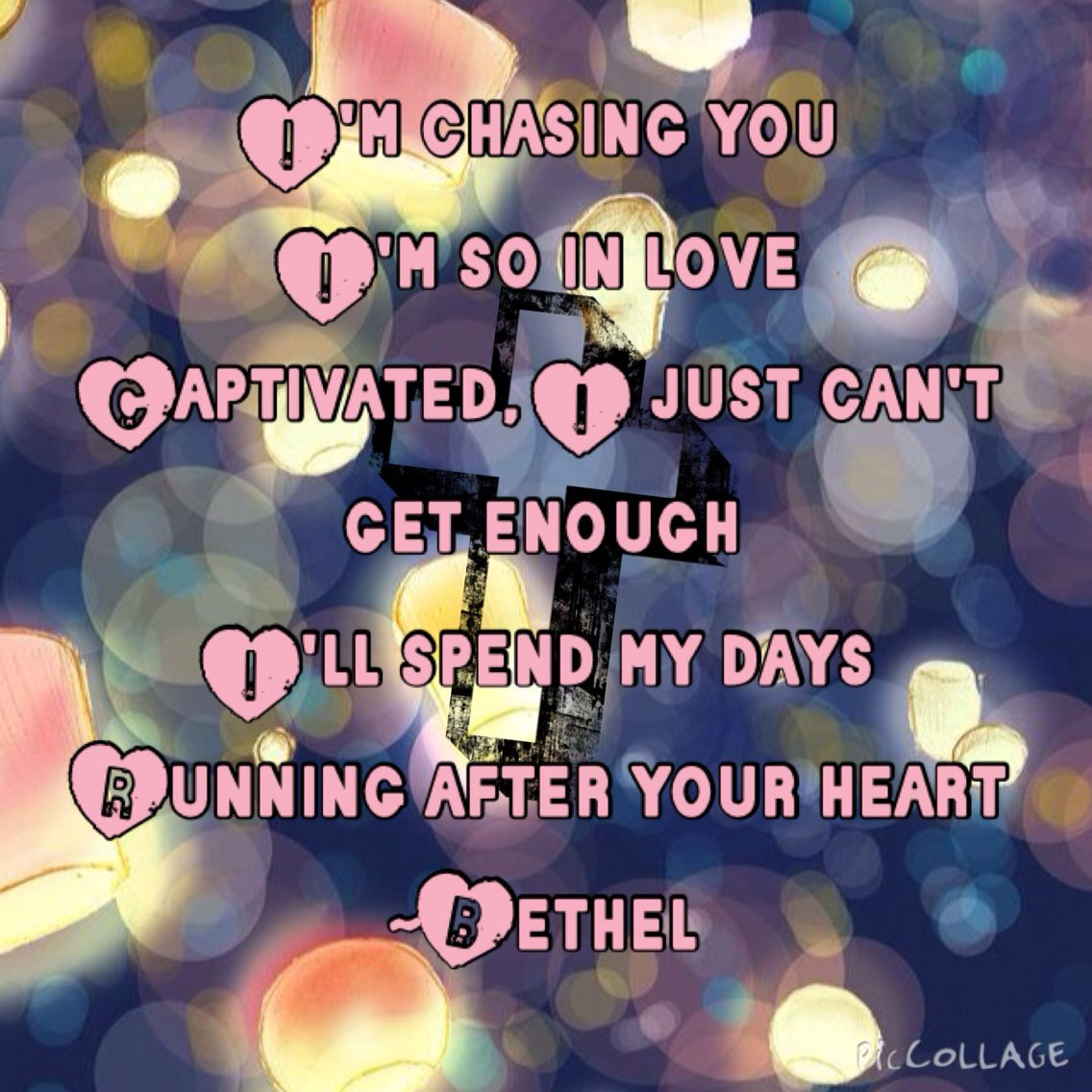 Image result for Chasing You by Bethel lyrics