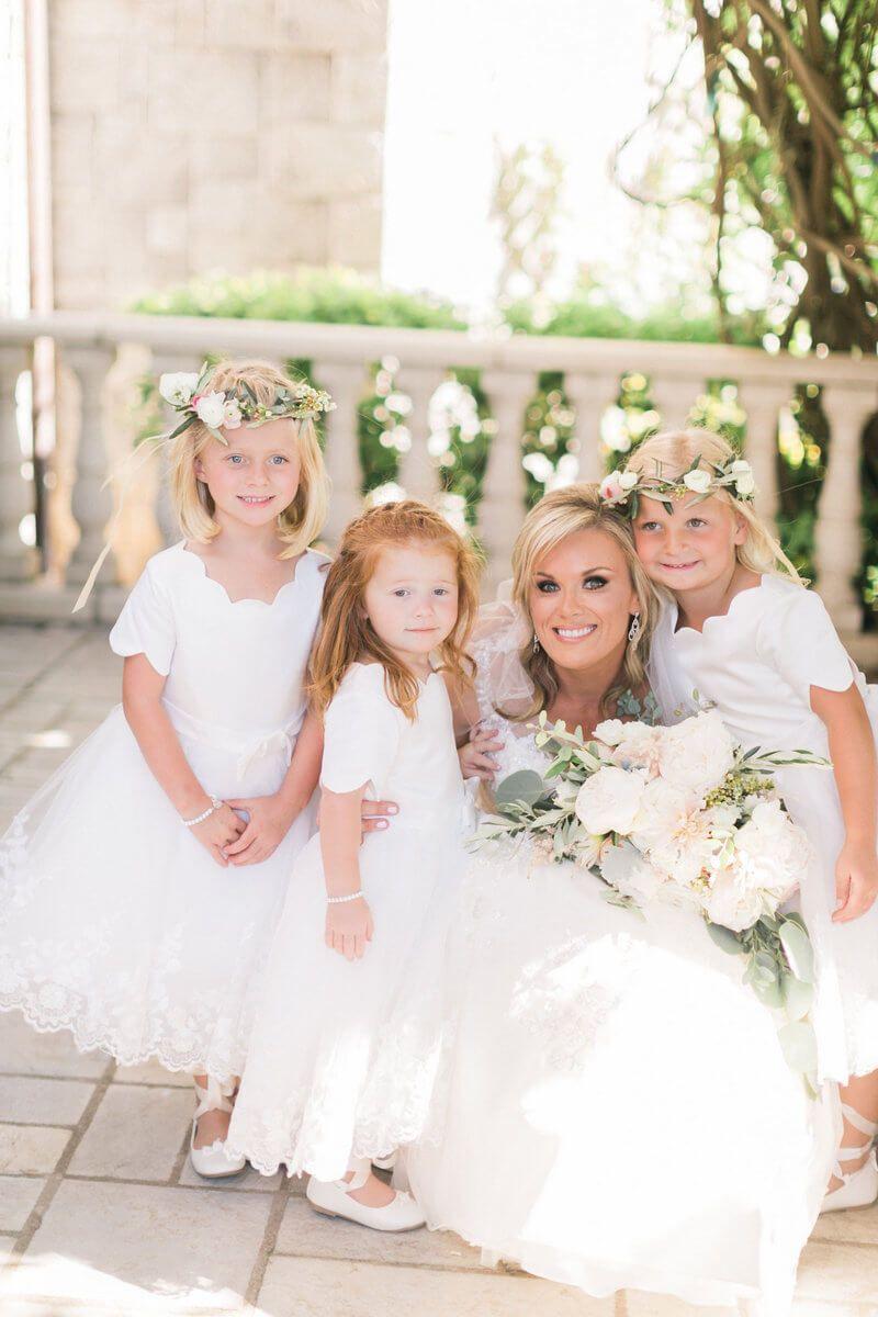 chic backyard garden wedding | wedding, garden weddings and rustic