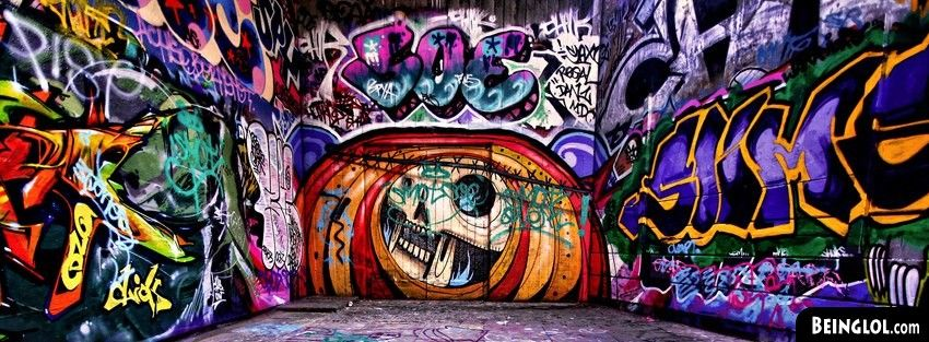 Abstract Art Facebook Cover Photo