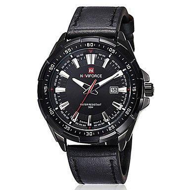 Military Waterproof Casual Sport Wristwatch