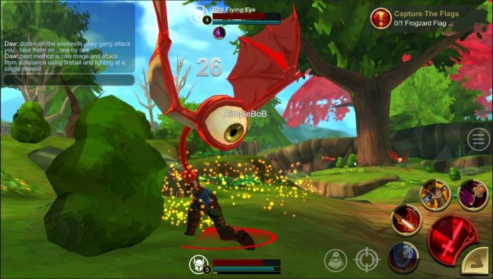 AdventureQuest 3D is a Free-to-play cross-platform, Role
