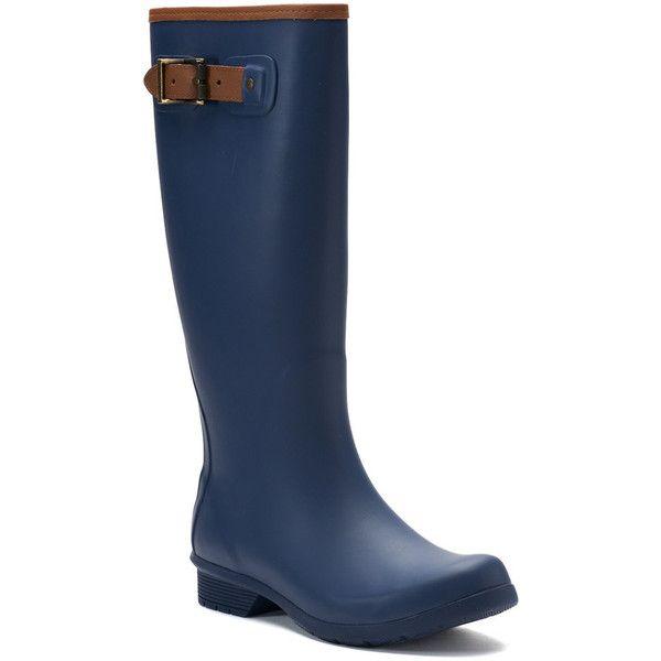 Chooka City Women's Tall Rain ... Boots RXERTecM