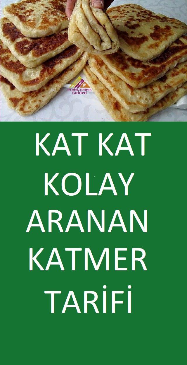 Kat Kat KATMER Tarifi #crispytreats