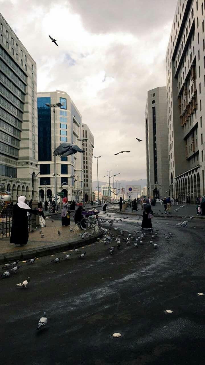أحد شوارع المدينة المنورة Madina Favorite Places Street View