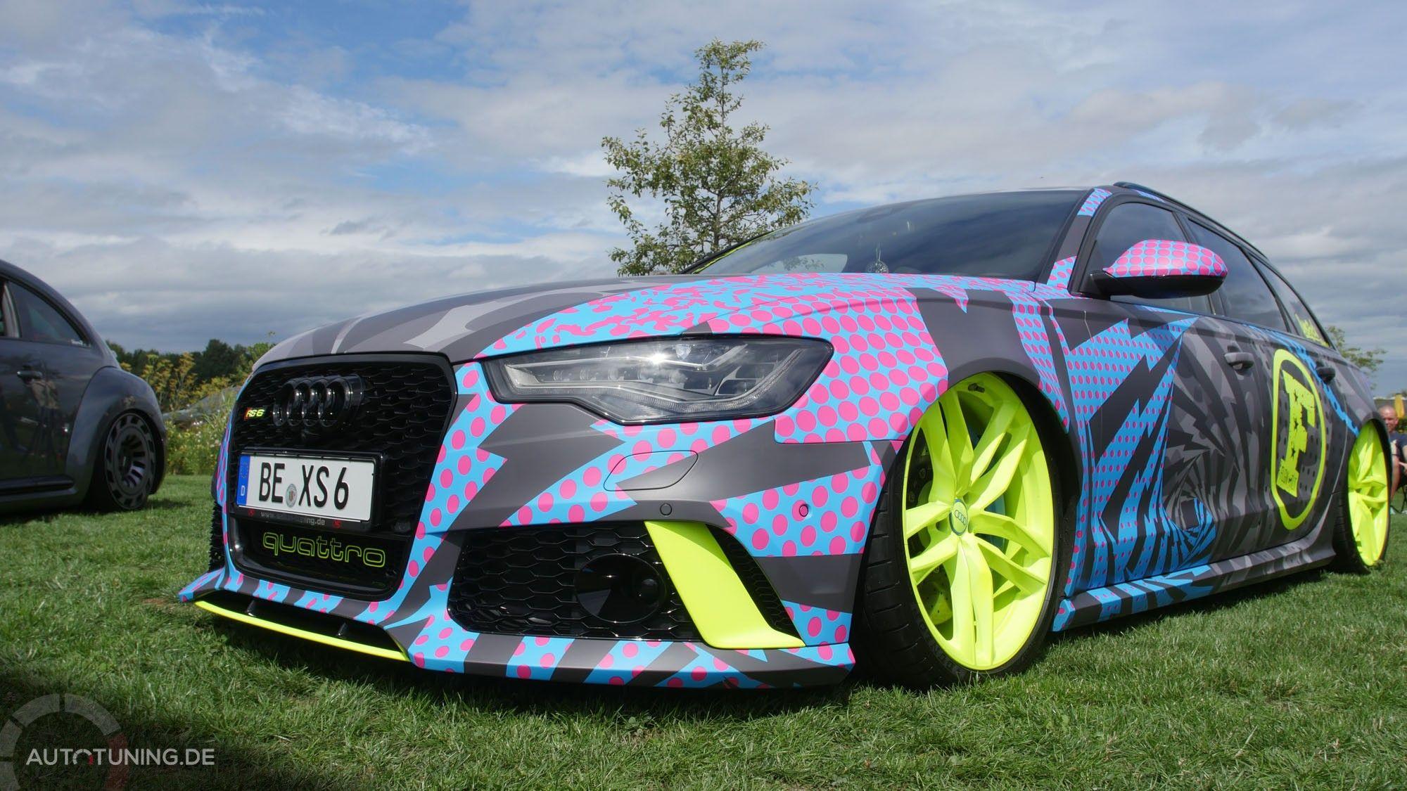 Audi Rs6 Im Ken Block J P Style Magazin Pinterest Audi Rs6
