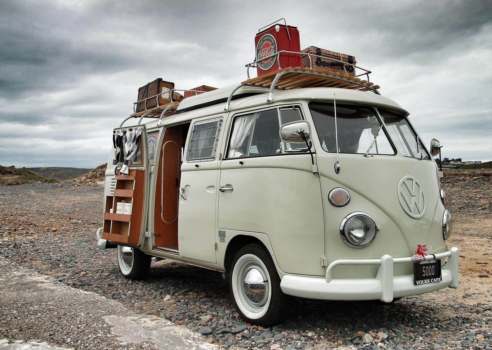 West Coast Pioneer Vintage Vw Bus Vw Cars Volkswagen Van