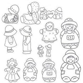 Pintura em Tecido, Riscos, Dicas, Materiais e Passo a Passo: Pintura em Tecido Infantil Riscos Fralda