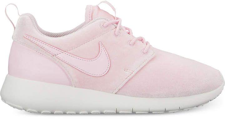 afc995c6da Big Girls' Roshe One Casual Sneakers from Finish Line #Big#Nike#Girls