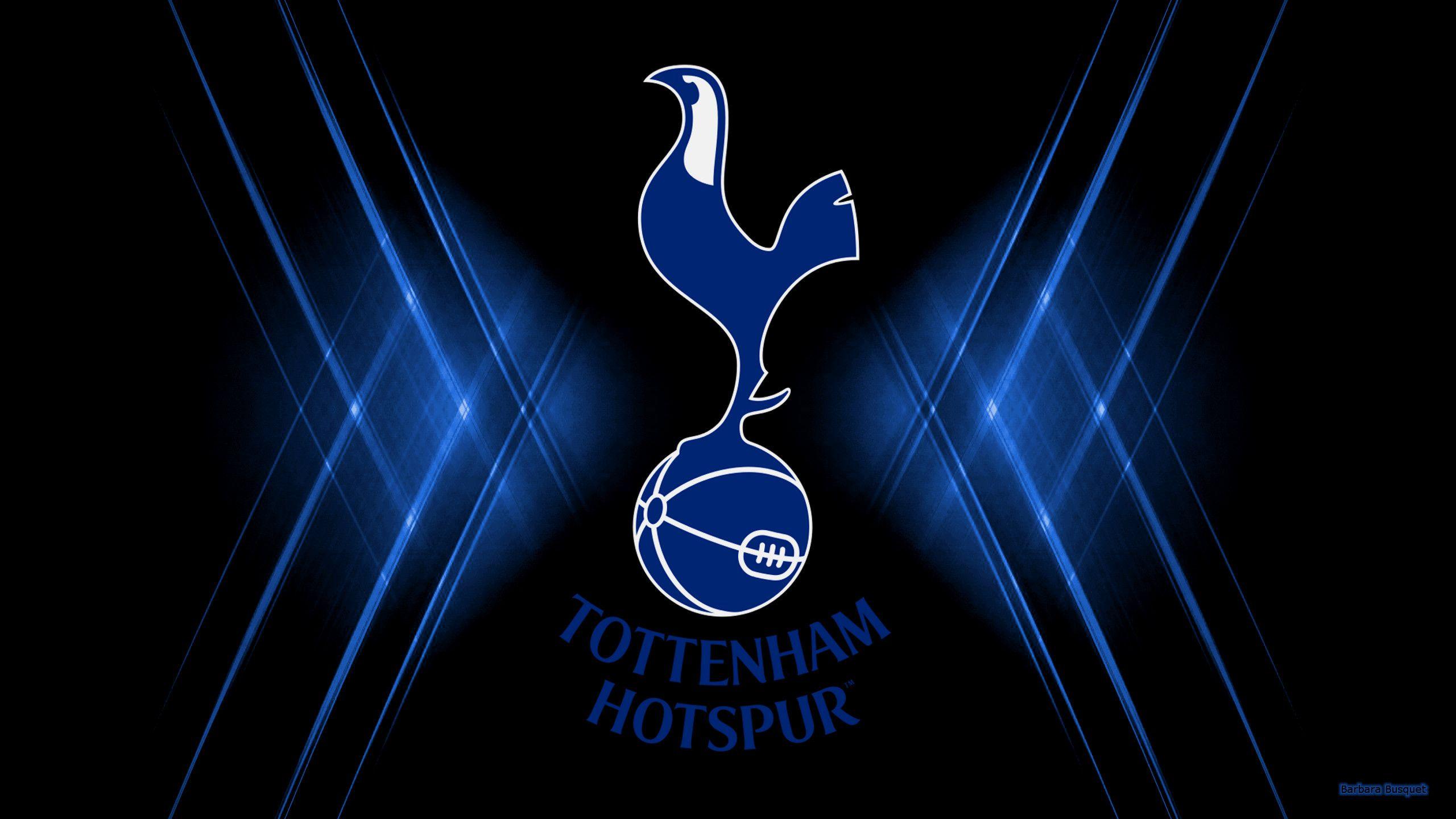 Res 2560x1440 Black Blue Tottenham Hotspur Football Club Wallpaper Tottenham Wallpaper Tottenham Hotspur Football Tottenham Hotspur