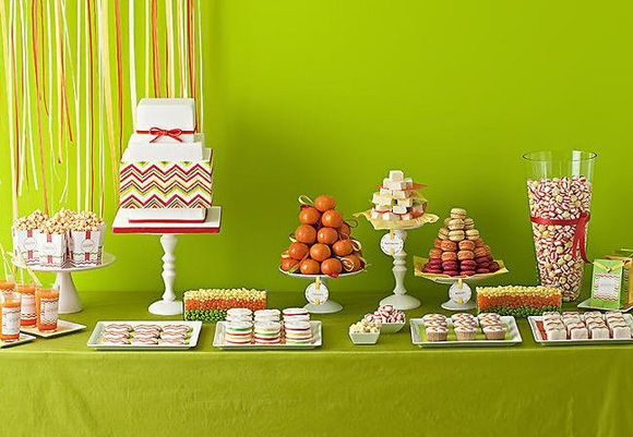 Wedding sweet table ideas 4