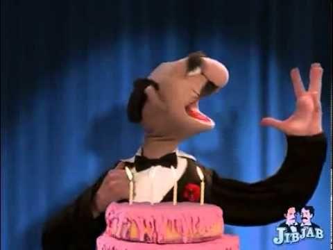 Happy Birthday Chef Spruch ~ Happy birthday!!!!! jib jab!!!! best funny birthday wish ever
