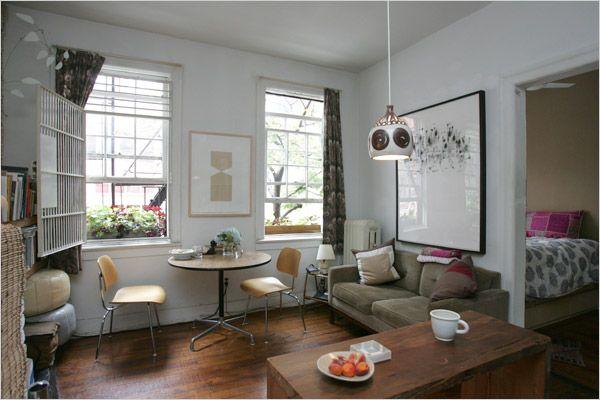 The new york times real estate slide show elbow room for 9 ft room design