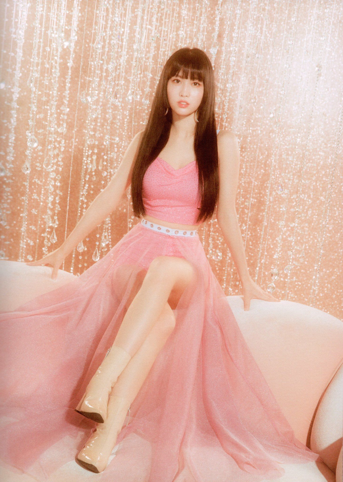 Pin de Kikas em 트와이스♥️ em 2020 Beleza asiática, Lisa