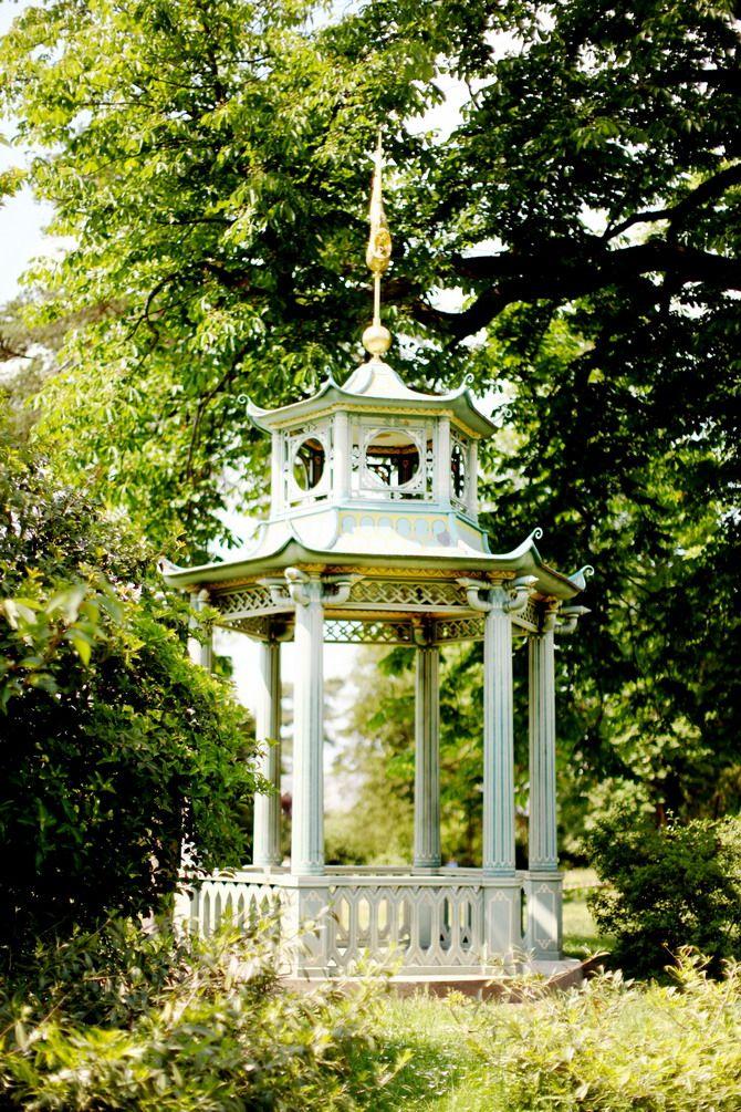 Oh My Such A Whimsical Gazebo Kiosque Jardin Amenagement De