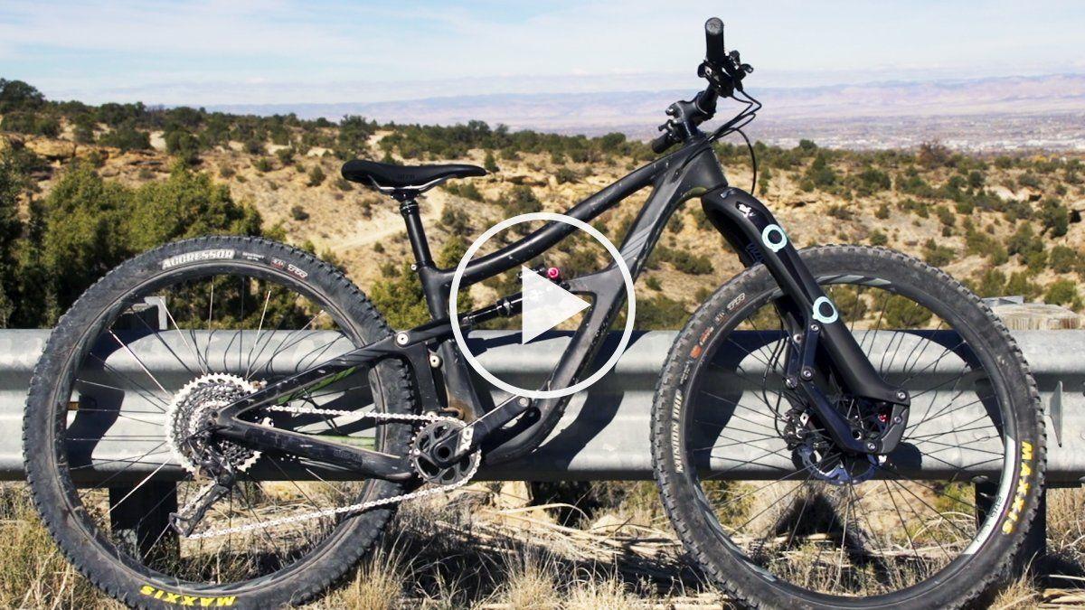 Gear Of The Year 2019 Ibis Ripmo Mtb Mountain Biking Bike