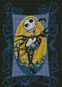 Nightmare Before Christmas 2 Crochet Pattern | Nightmare Before ...