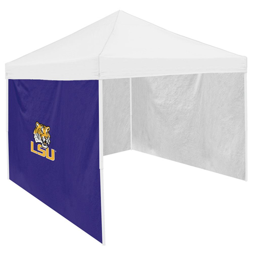 LSU Tigers NCAA 9u0027 x 9u0027 Tailgate Canopy Tent Side Wall Panel  sc 1 st  Pinterest & LSU Tigers NCAA 9u0027 x 9u0027 Tailgate Canopy Tent Side Wall Panel ...