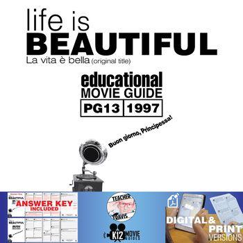 Das Leben ist schön Movie Guide | Fragen | Arbeitsblatt (PG13 – 1997)