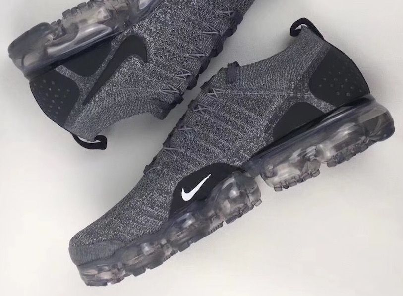 separation shoes 2cef6 9ecfa First Look Nike Air VaporMax 2.0 Dark Grey