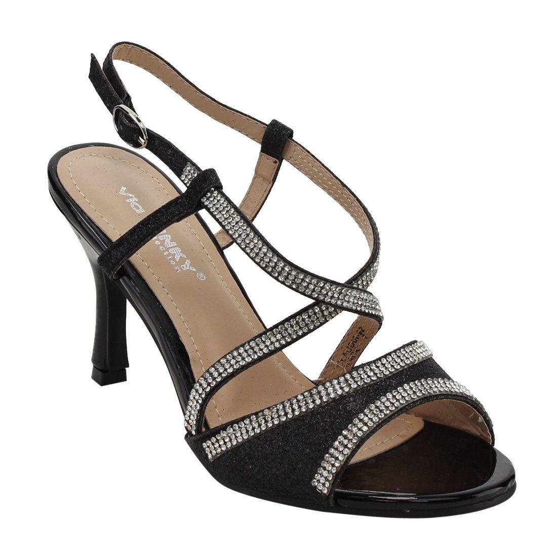 Via Pinky Eg79 Women S Rhinestone Criss Cross Kitten Heel Sandals One Size Small Very Nice Of You To Drop By Kitten Heel Sandals Sandals Heels Kitten Heels