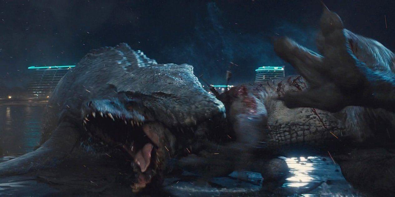 Image result for indominus rex death