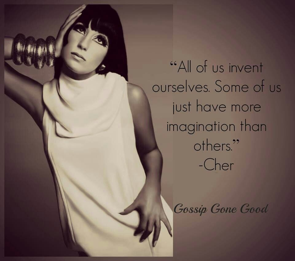 Quotes By Famous Women Love Love Love Cher  Fabulousness  Pinterest  Icons