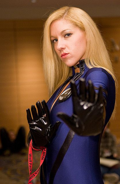 Invisible Woman Cosplay Cosplay Fantastic Four...