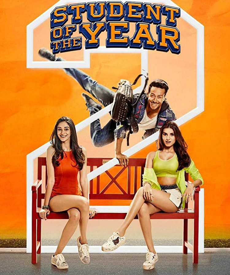 Student Of The Year 2 (2019) Hindi Movie Online In HD