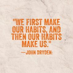 Image result for habits quotes