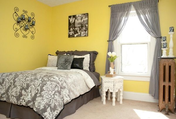 Yellow Bedroom Designs, Ideas, Decor Photos - Home Decor Buzz ...