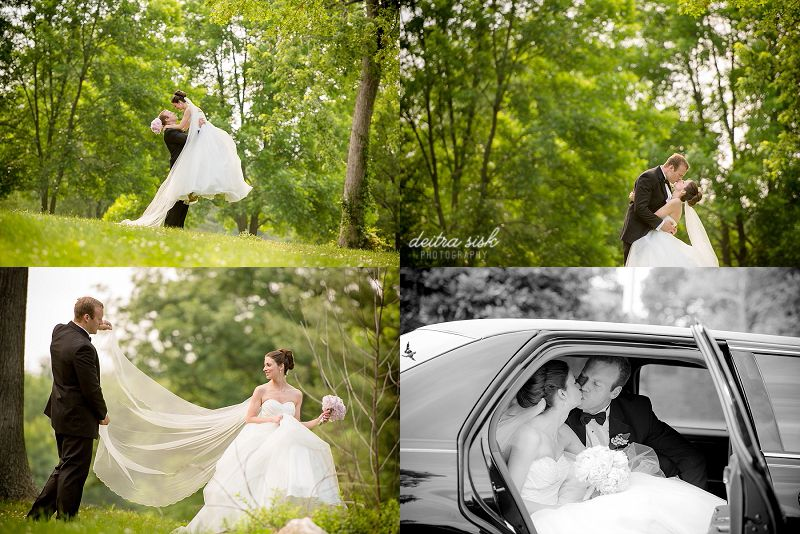 Southern Indiana Travel Wedding Photographer Evansville State Hospital Grounds