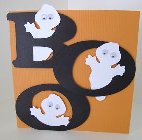 Halloween Magazine Cards....