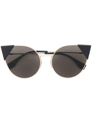 10b7b9c8c2 Fendi 'Lei' Sonnenbrille Gafas, Gafas De Ojo De Gato, Gafas De Sol