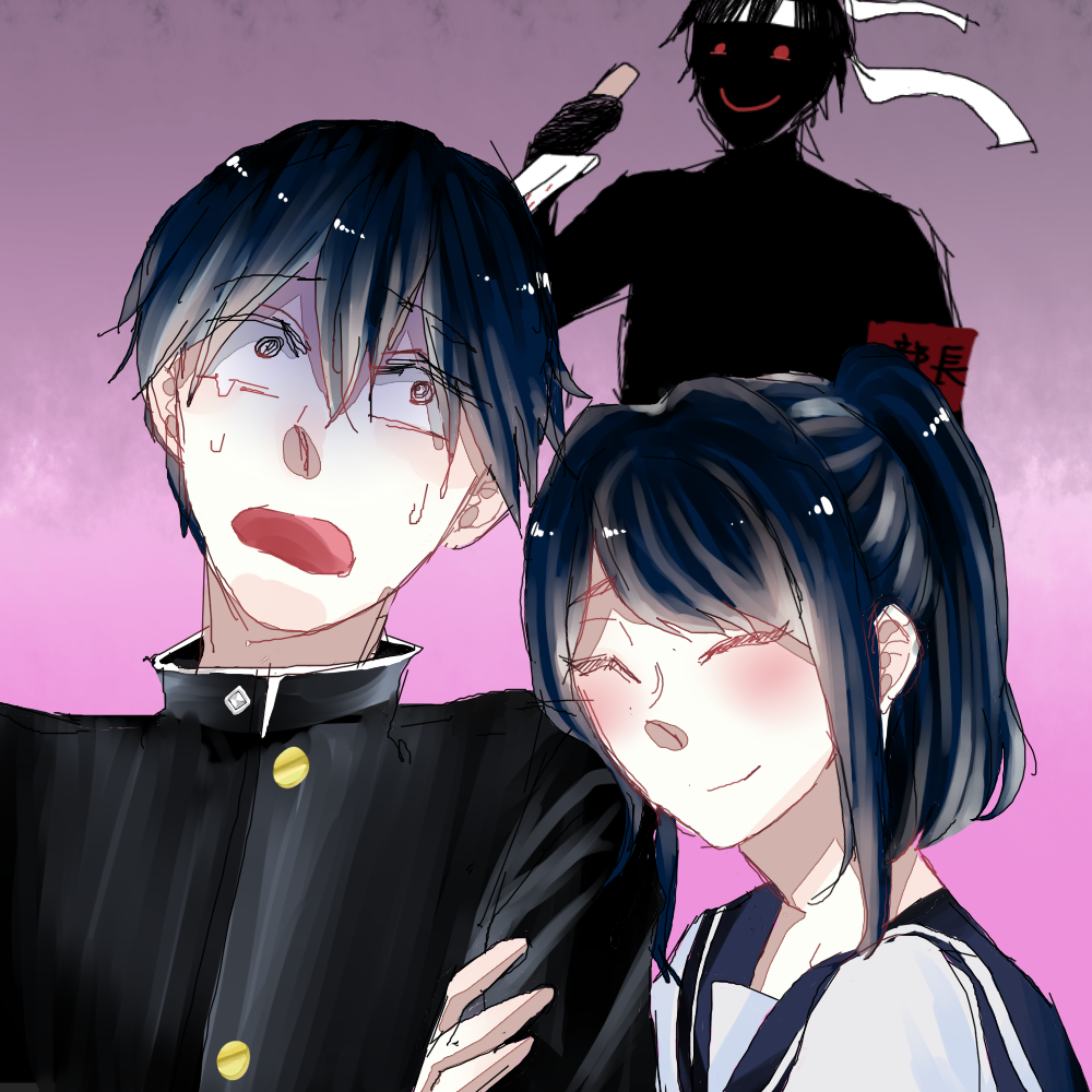 Yandere Simulator/ taro watch your back bc Budo is coming and fast