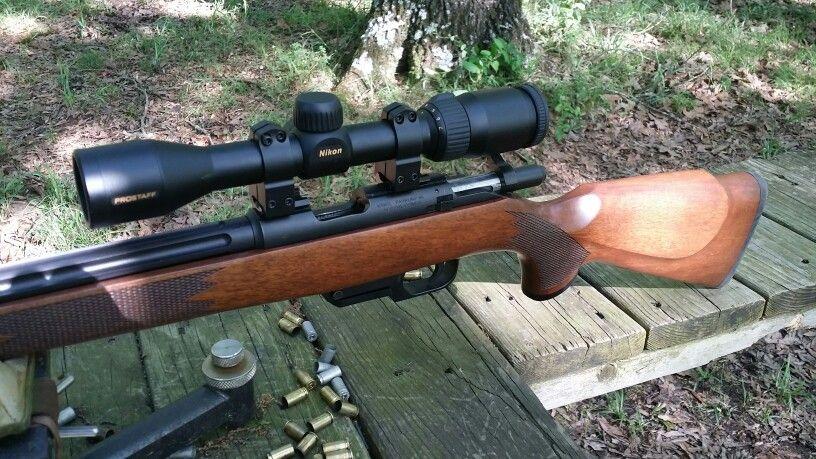 9mm bolt action rifle  16 5