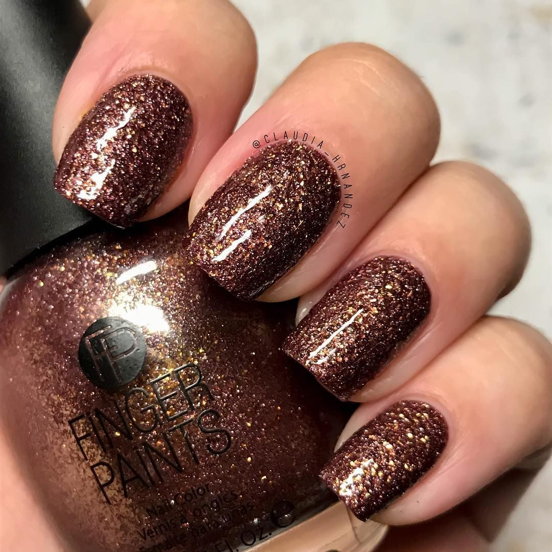 Trending Fall Nail Designs for   Fall nails  Pinterest