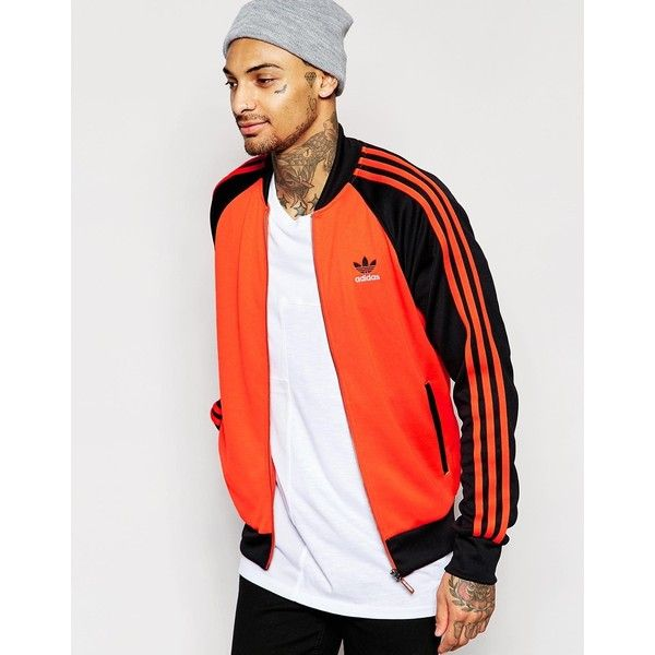 details for buy cheap pretty cheap adidas Originals Superstar Track Jacket AJ7002 ($77 ...