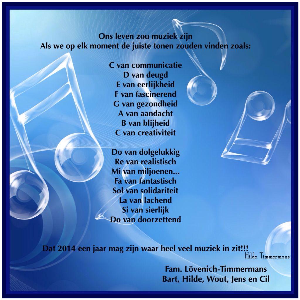 Citaten Voor Nieuwjaar : Muzikale nieuwjaarswens gedichtenbundel pinterest