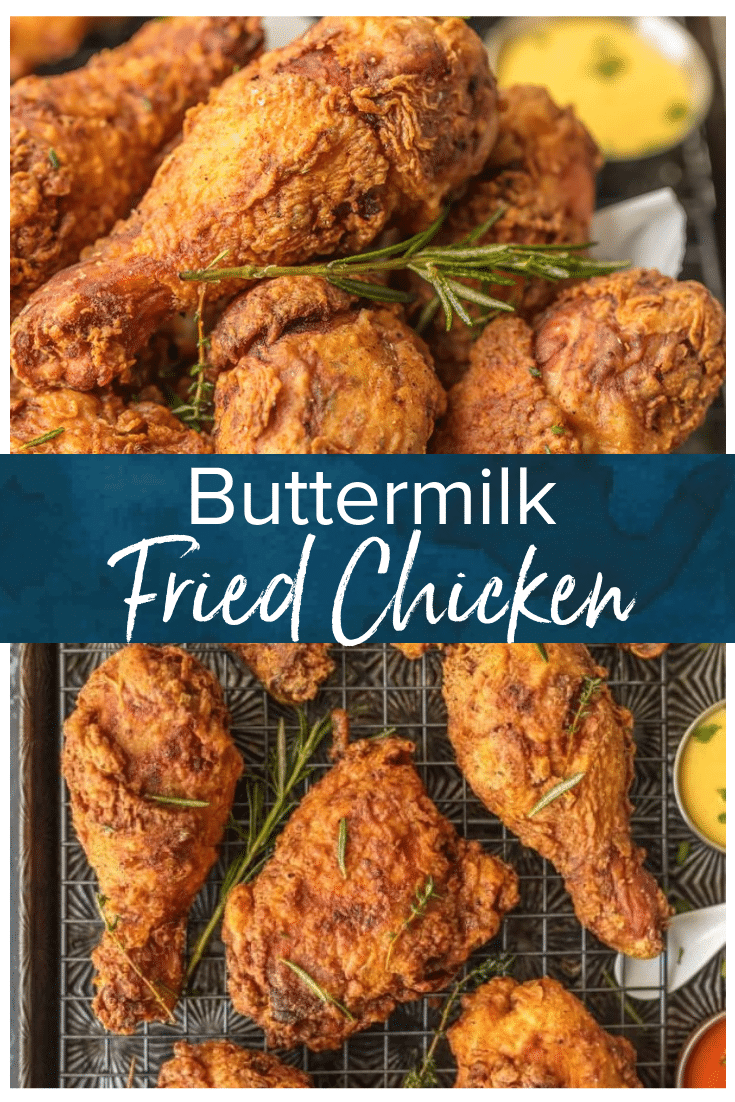 Buttermilk Fried Chicken Is The Best Fried Chicken Recipe You Will Ever Sink Your Teet In 2020 Buttermilk Fried Chicken Best Fried Chicken Recipe Fried Chicken Recipes
