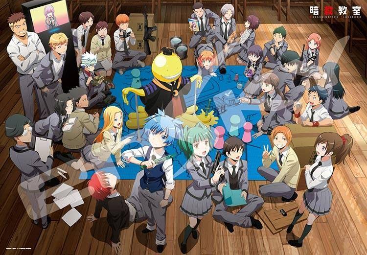 Pin by Kuro Neko on Anime + manga Assassination