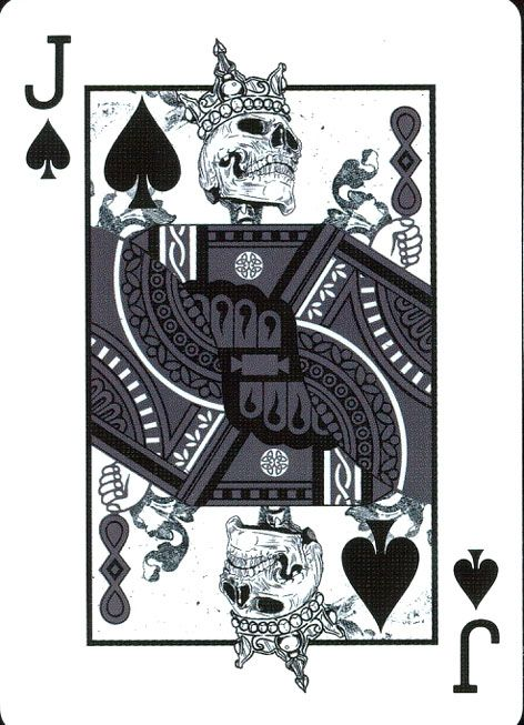 Line Art Card Design : Grimoire jack of spades ace up the sleeve pinterest