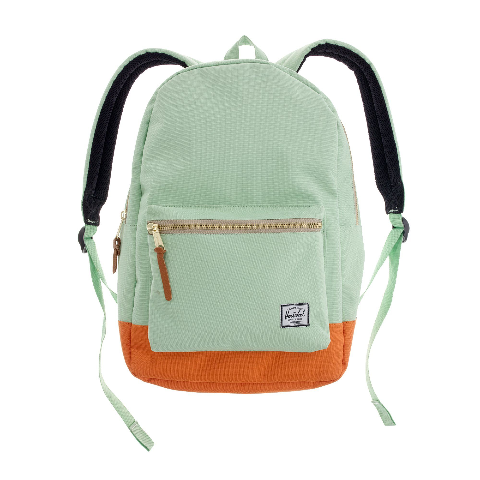cf71acbfd0 Herschel Supply Co. Herschel Supply Company® Twotone Settlement Backpack in  Green (mint orange bottom)