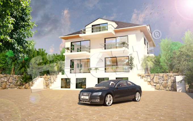 do Realistic Exterior Rendering by abdulbasit040