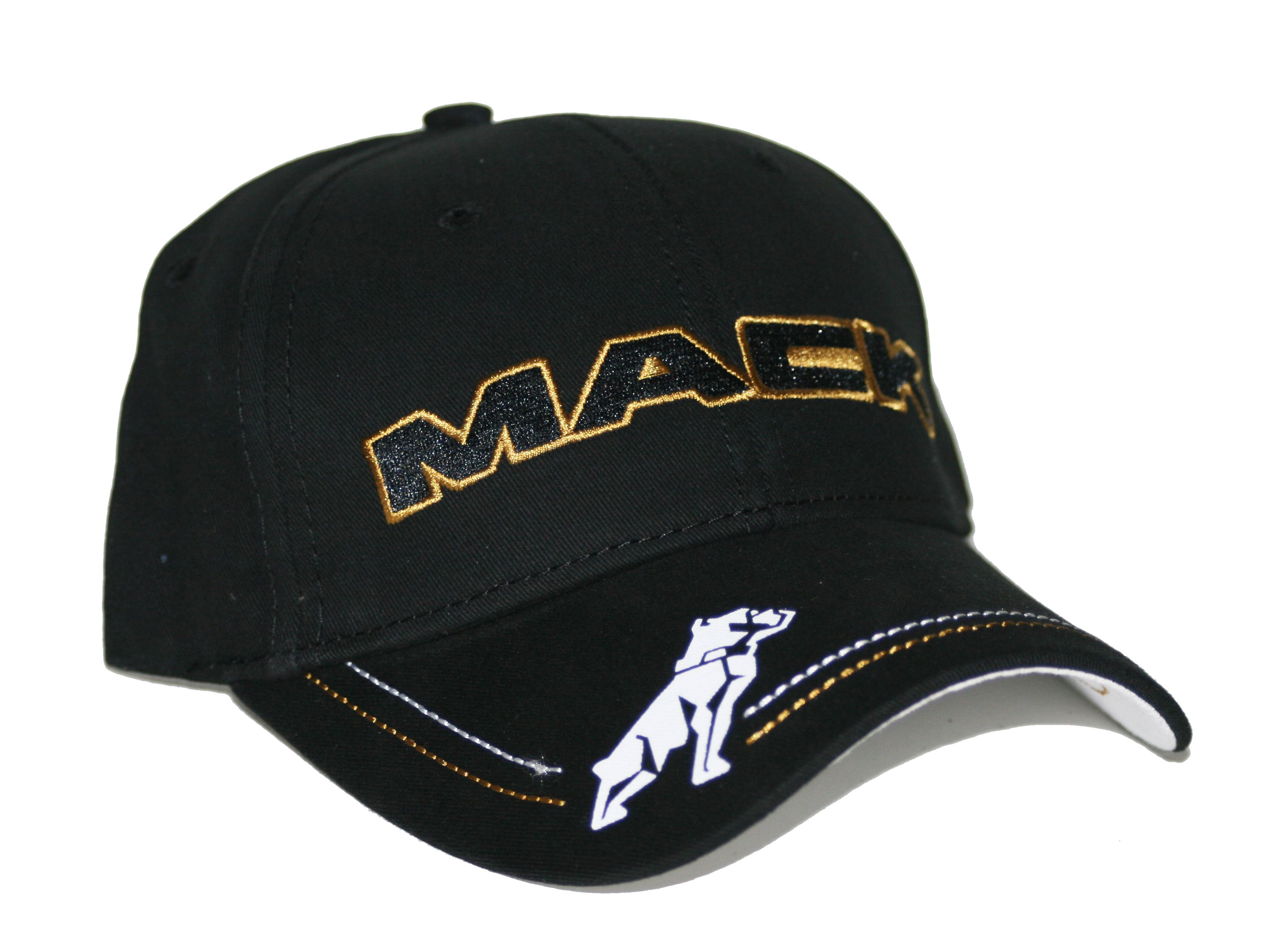 73254ad22772b Mack Truck Merchandise - Mack Truck Hats - Mack Trucks Black Bulldog Logo  Snapback Cap - Mack Trucks Black Bulldog Logo Snapback Caps