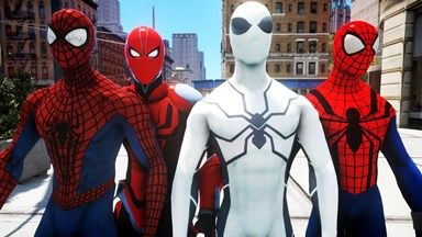 Spider Man All Parts Collection Part 1 6 Brrip Dual Audio Hindi