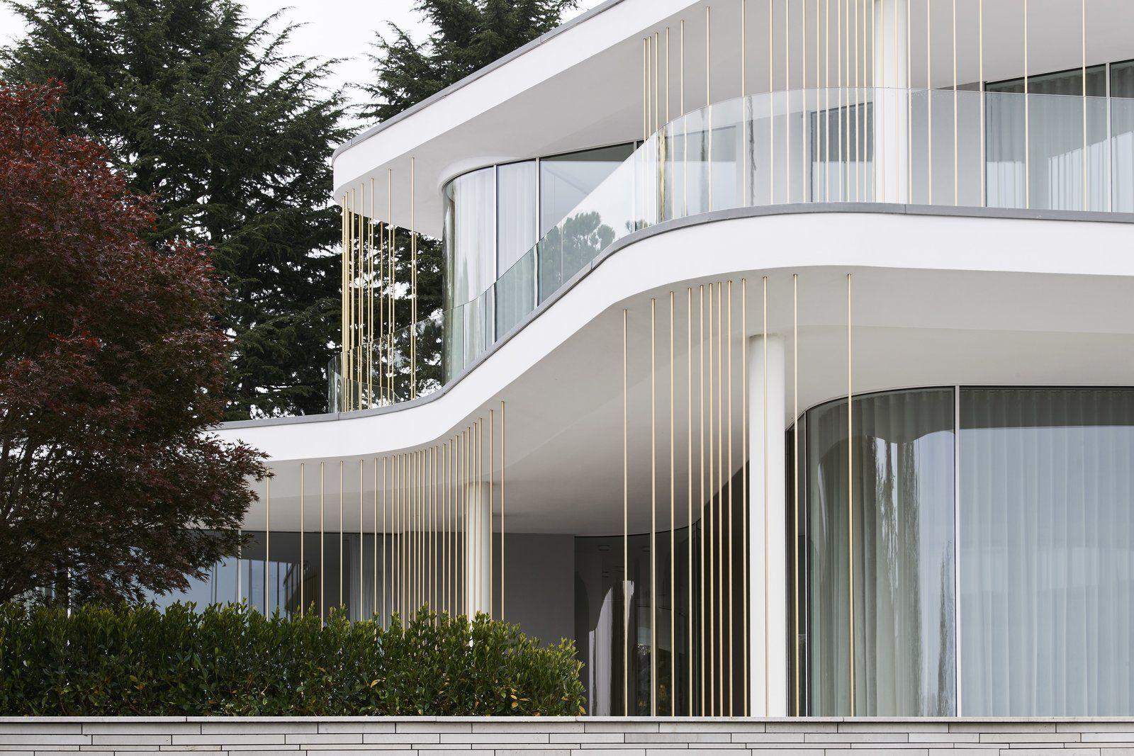 Villa Mosca Bianca By Design Haus Liberty Villa Architecture
